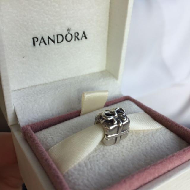 Genuine Pandora Silver Gift Present Charm