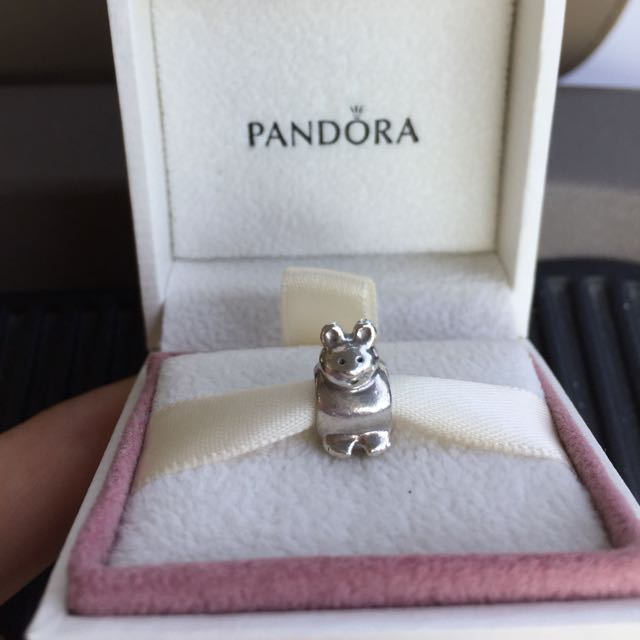 Genuine Silver Pandora Charm