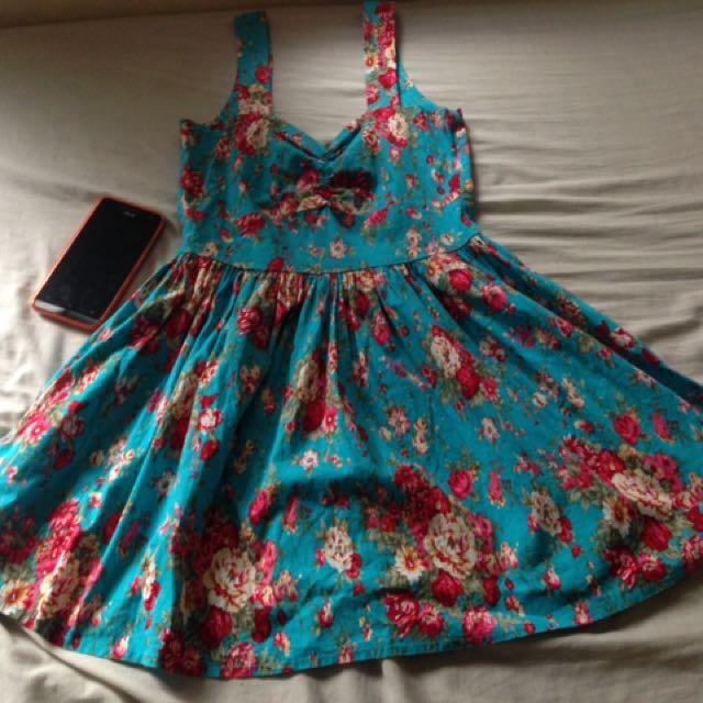 Get Loud Dress (S-M)