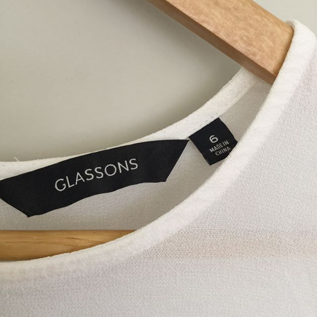 Glassons White Top