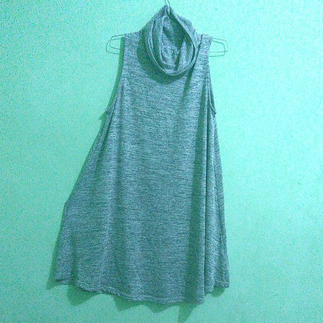 Grey dress Cotton On