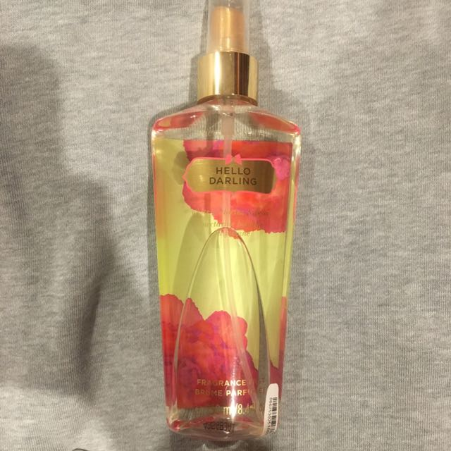 Hello Darling Victoria Secret Spray