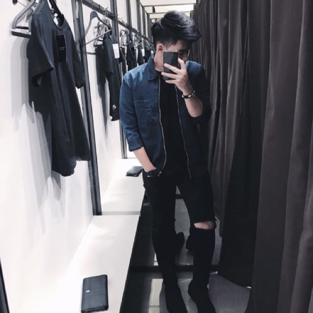 H&M JEANS OUTTER