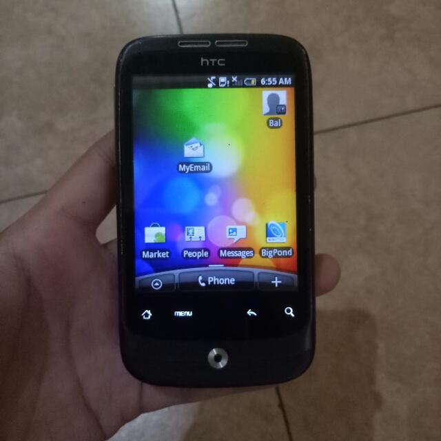 Htc back up