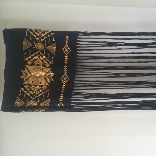 Ice Design Aztec Skirt