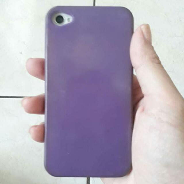 iPhone 4/4s Jelly Case