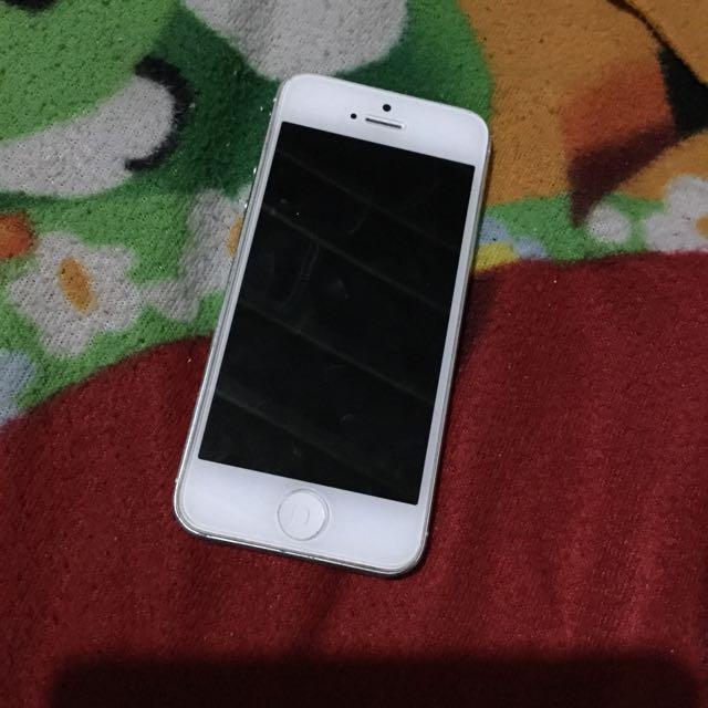iPhone 5 64gb Rushhhhhh