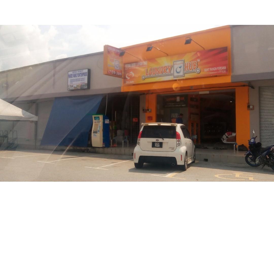 Kedai A5 Setingkat Di Bt Rangin Perdana 2 Byp Kuantan Property Sewa Rumah Carou