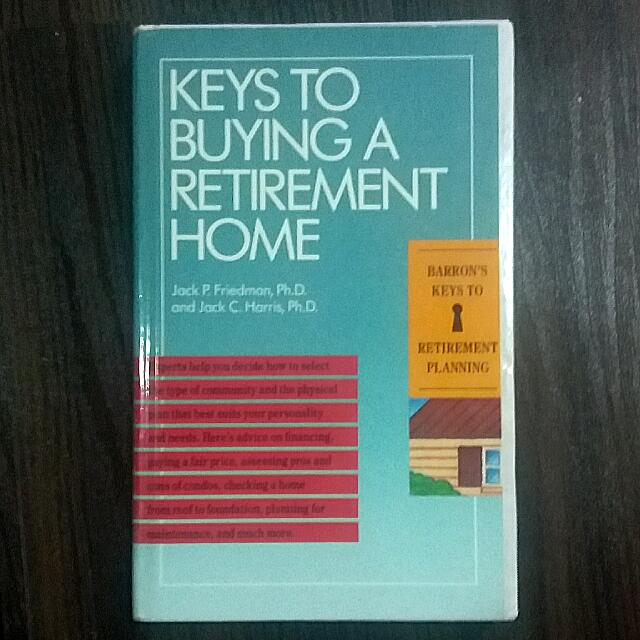 Keys to Buying a Retirement Home