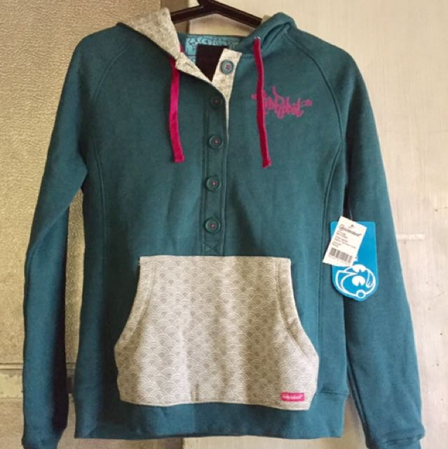 Kidrobot Hoodie Sweater