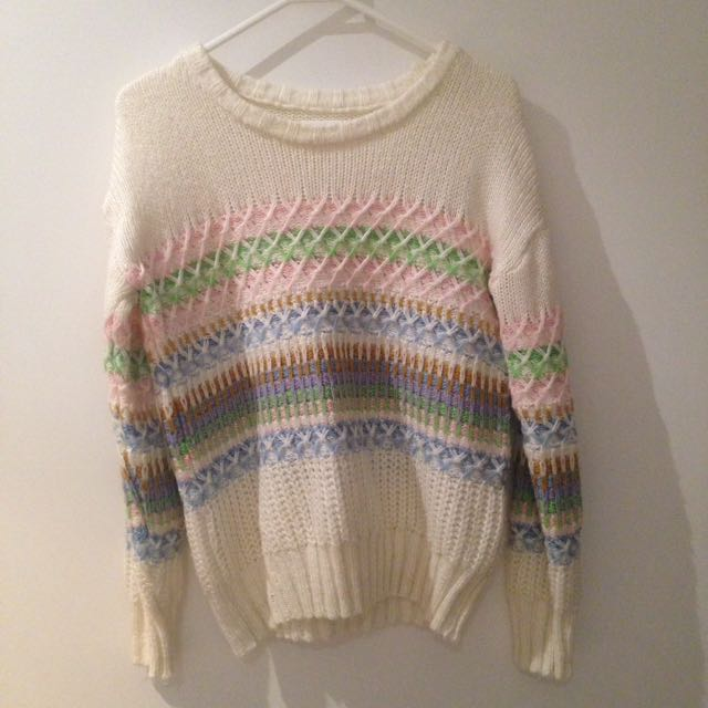 Knitting Top