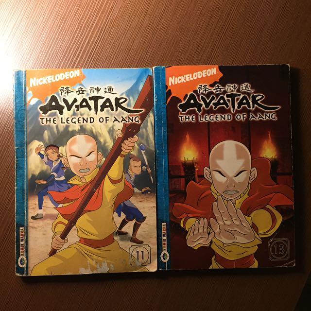 Komik Warna Avatar ( Take All ) ( Buku Anak )