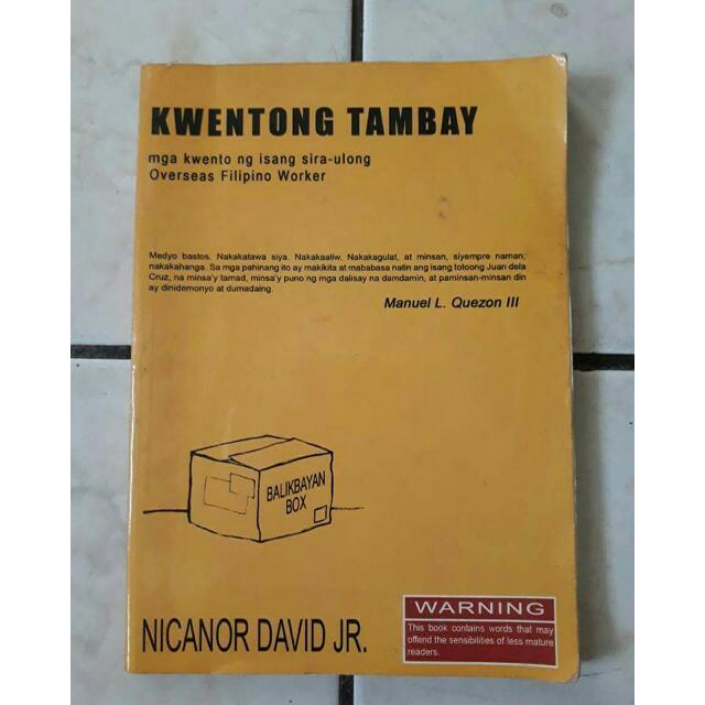 Kwentong Tambay