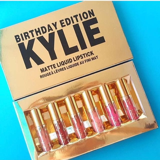 Kyliebirthday Edition