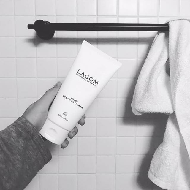 Image result for Lagom Micro Foam Cleanser