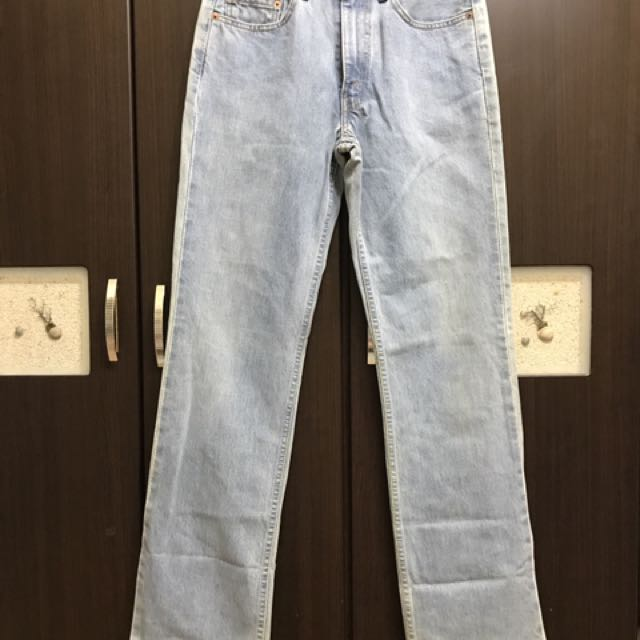 Levi's 553 直筒牛仔褲 W28L32