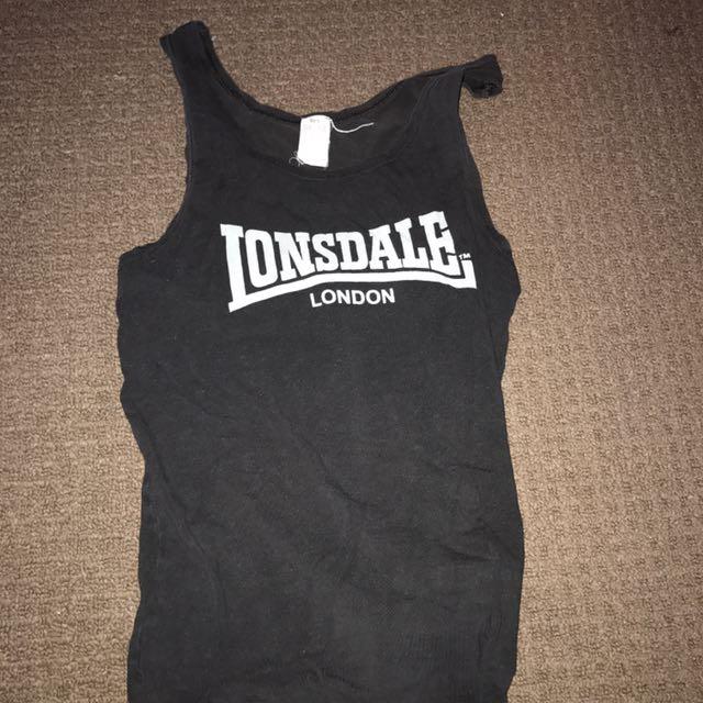 Lonsdale Singlet