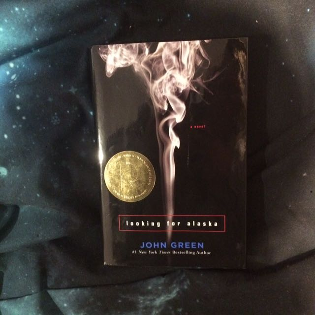 Looking for Alaska by John Green (hardcover)