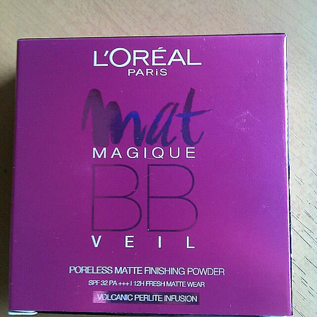 [CASH ON DELIVERY] L'Oréal Mat Magique BB Veil
