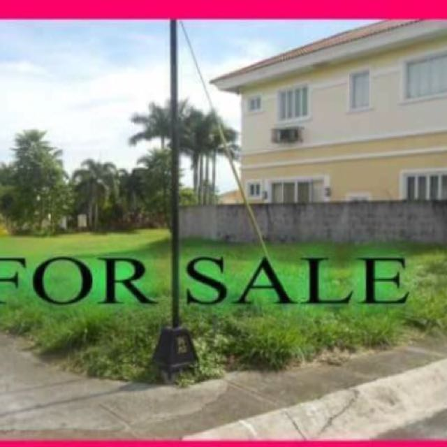 Lot In South Forbes Silang Cavite
