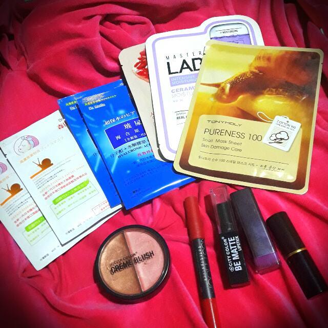 Makeup Bundle For 200