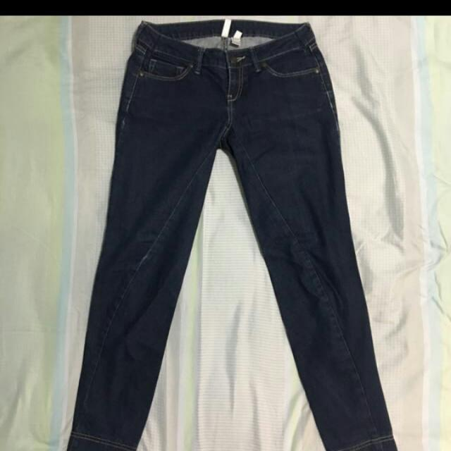 Mango™ Dark Blue Jeans
