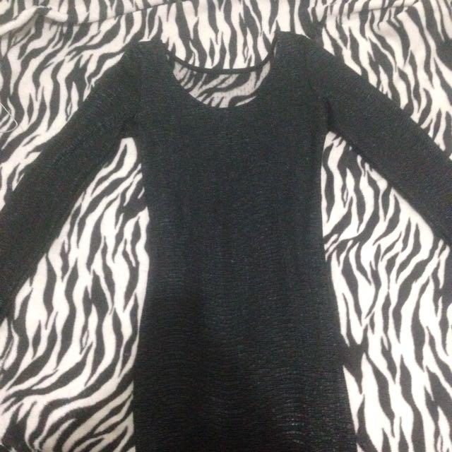 Mini Slim Fit Dress