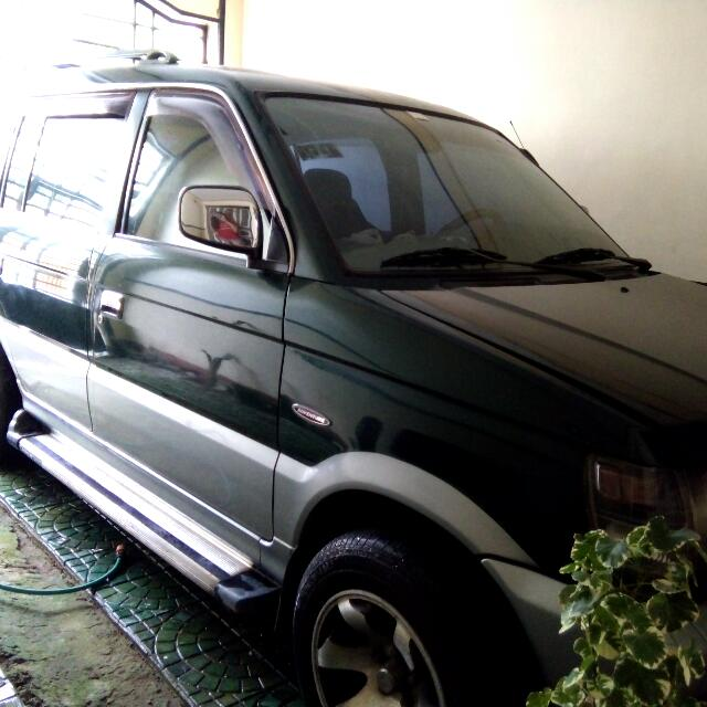 REPRICED! Mitsubishi Adventure Wagon 1998 Model