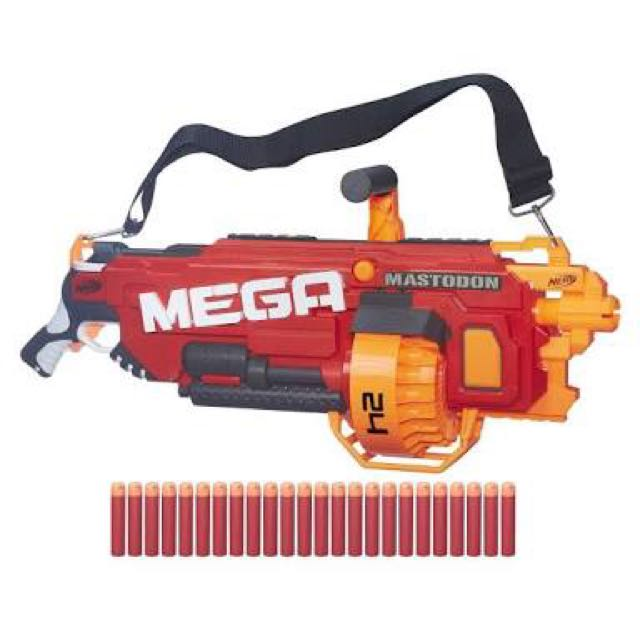 Nerf Gun N-Strike Mega