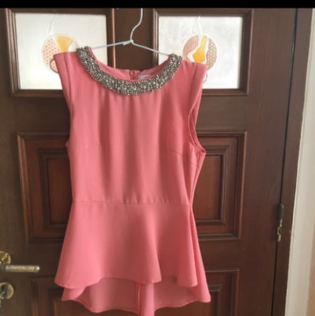 Neu Look Pink Top