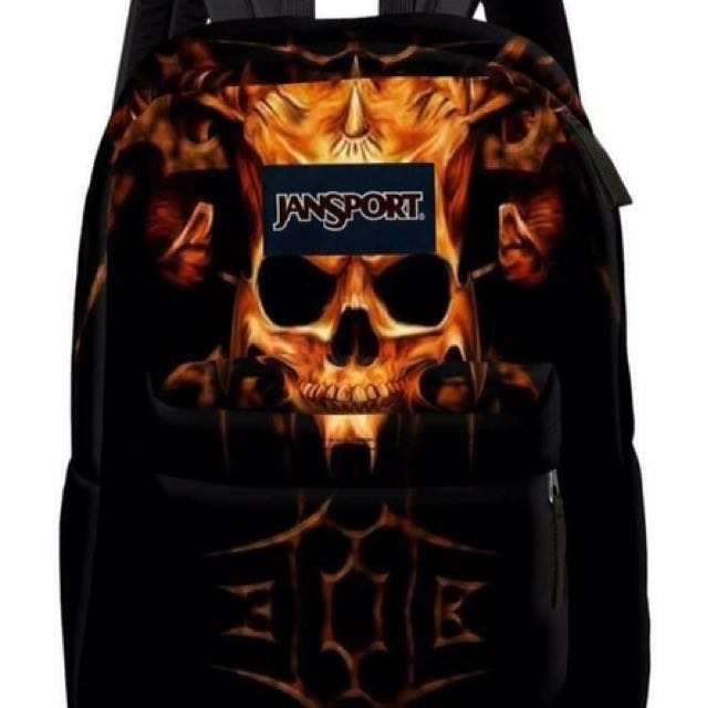NEW! Jansport Special Print Limited Edition 2017