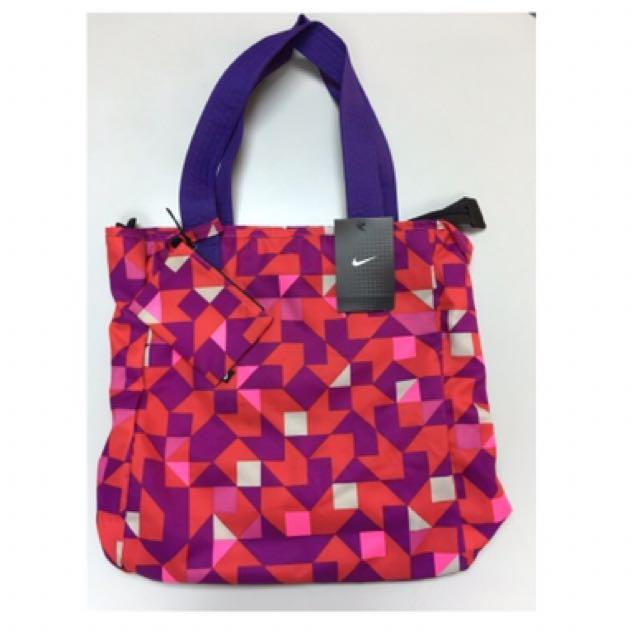 Nike幾何圖形包包