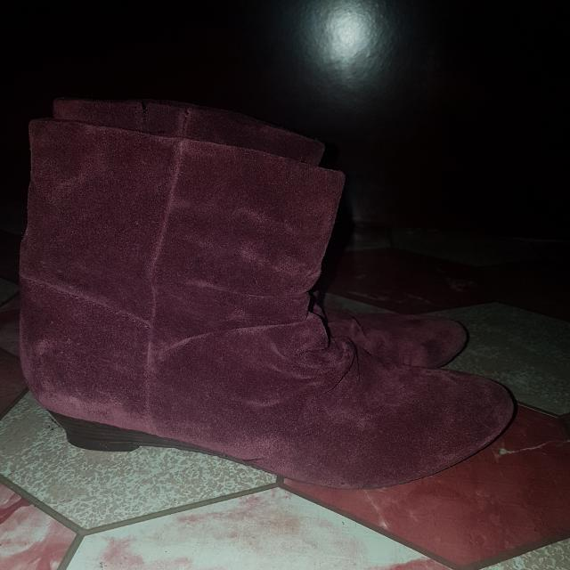 Repriced!!! Nine West Gamosa Semi Boots