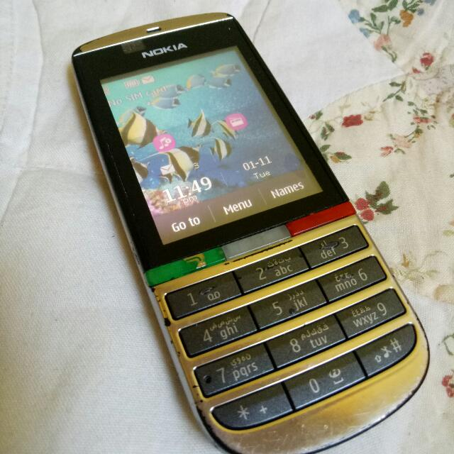 Nokia asha back up