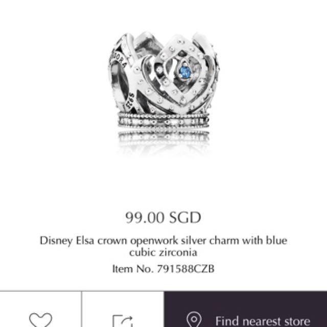 Pandora Disney Collection