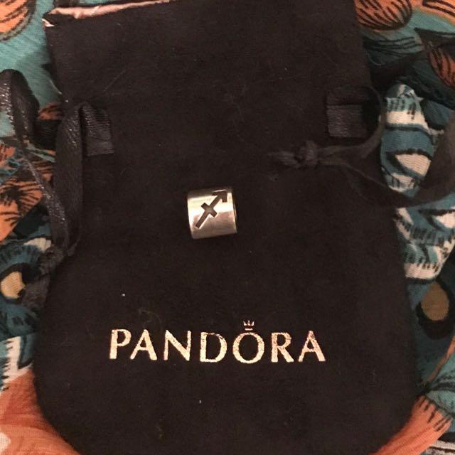 Pandora Sagittarius Charm