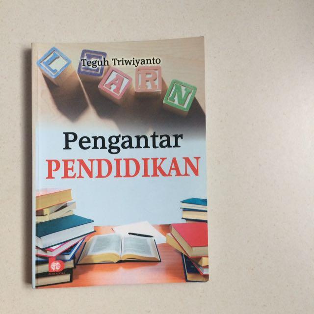 Pengantar Pendidikan