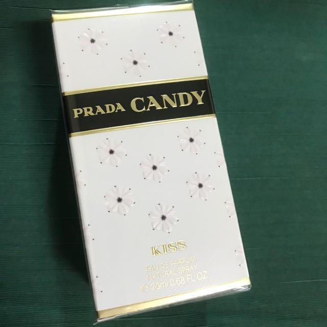 Prada Candy Kiss 花花之吻女性淡香精