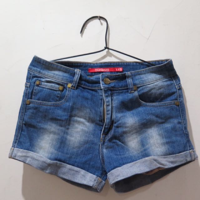PRELOVED DENIM SHORT PANTS