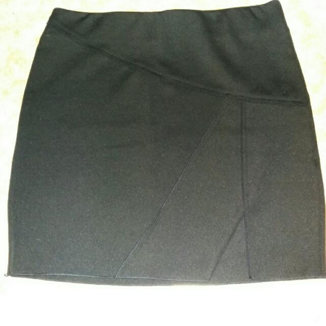 Preloved Office Mini Skirt