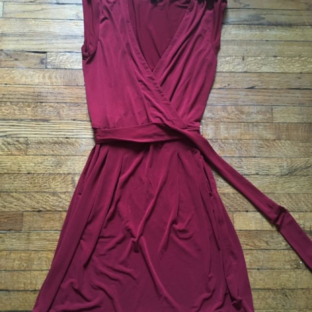 Red Banana Republic dress