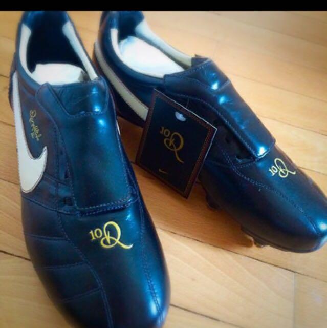 Ronaldinho Cleats Blue