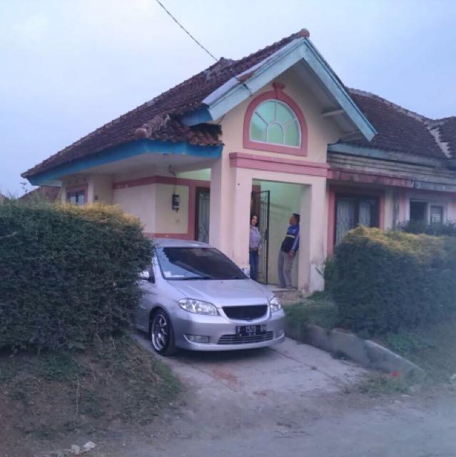 Rumah Villa Bukit Cipendawa Cianjur