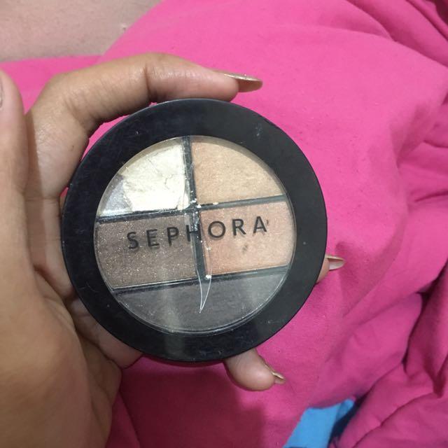 Sephora Eyeshadow Palette