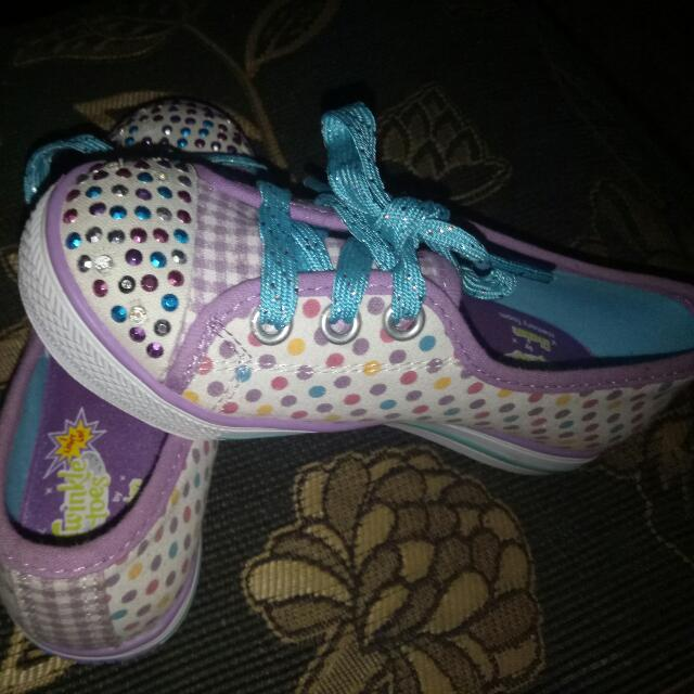 skechers twinkle toes shoes