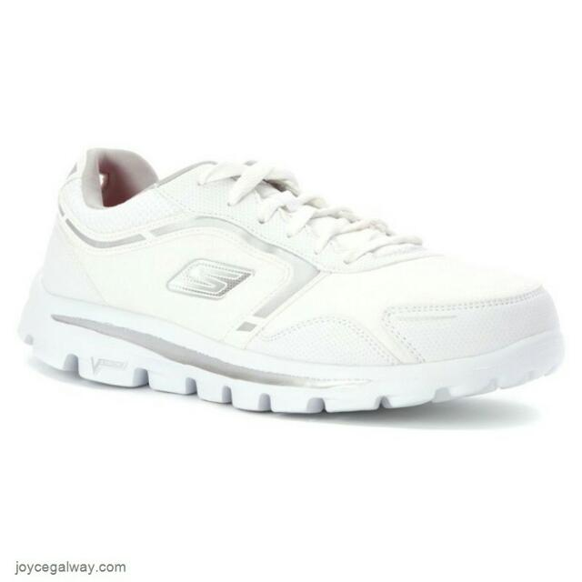 RUSH SALE SKECHERS WHITE SHOES