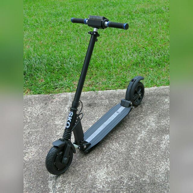 "SKQ 8"" Electric Scooter E-TWOW Zoom Air 2 BLDC"