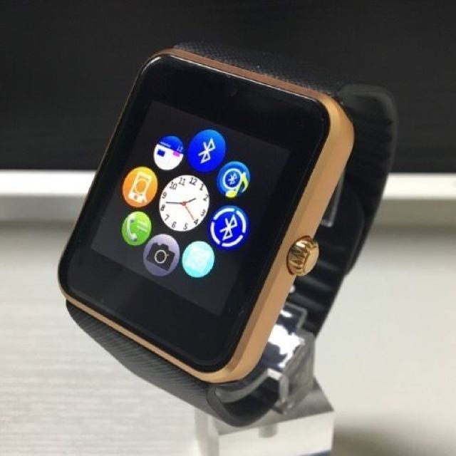GT08 Apple Android Compatible Smart Watch