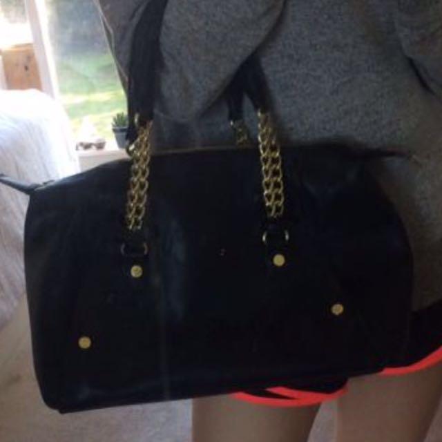 Steve Madden Black bag