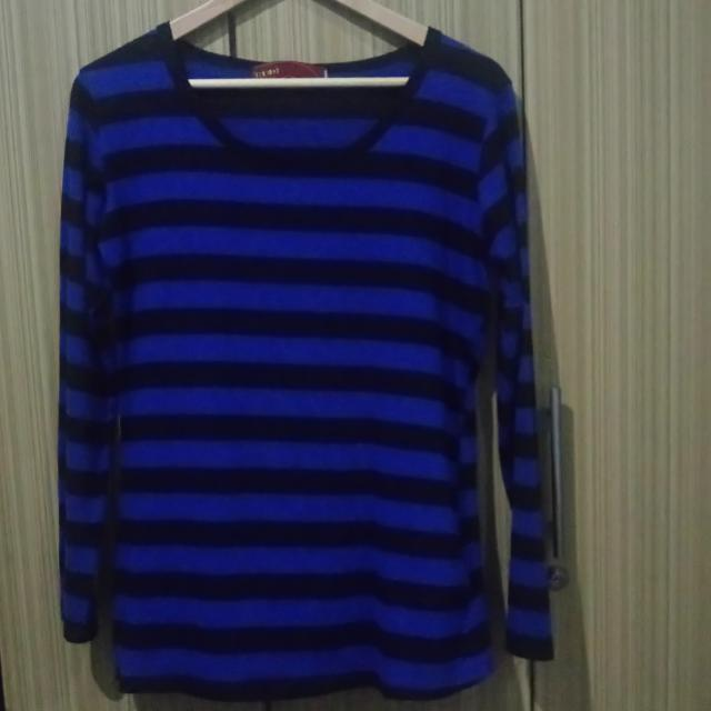 Striped Long Sleeves